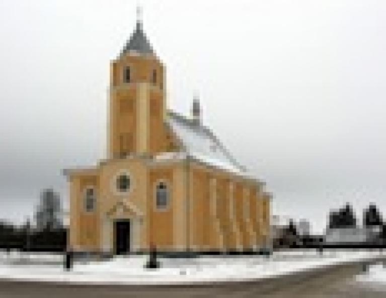 Riešės bažnyčia